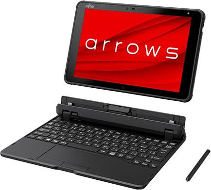 arrows Tab QHシリーズ WQ2/F1 KCWQ2F1A020 Celeron N5100eMMC