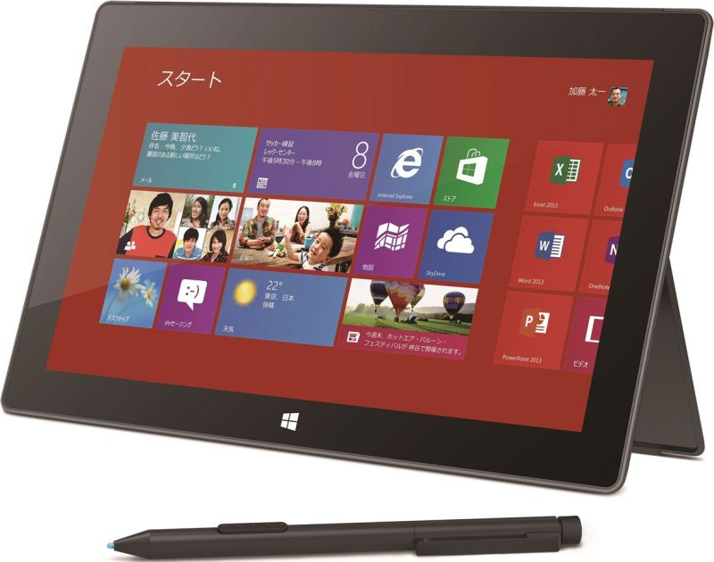 Surface Pro H5W-00001