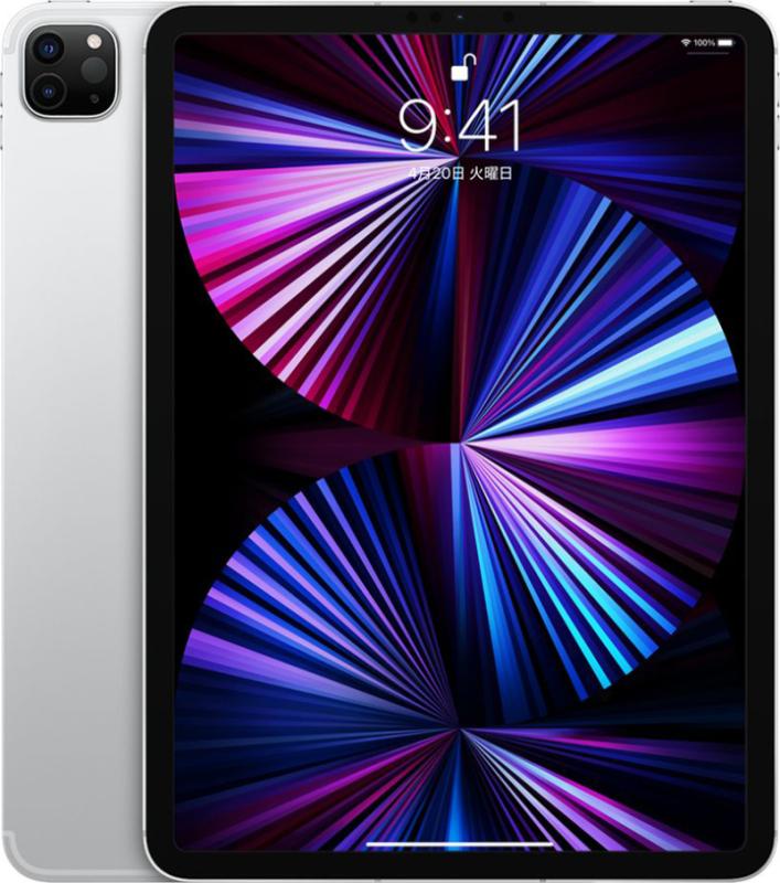 iPad Pro 第3世代 Wi-FiCellular (2021) Softbank