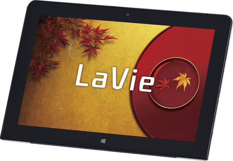 LaVie Tab W TW710/T1S PC-TW710T1S