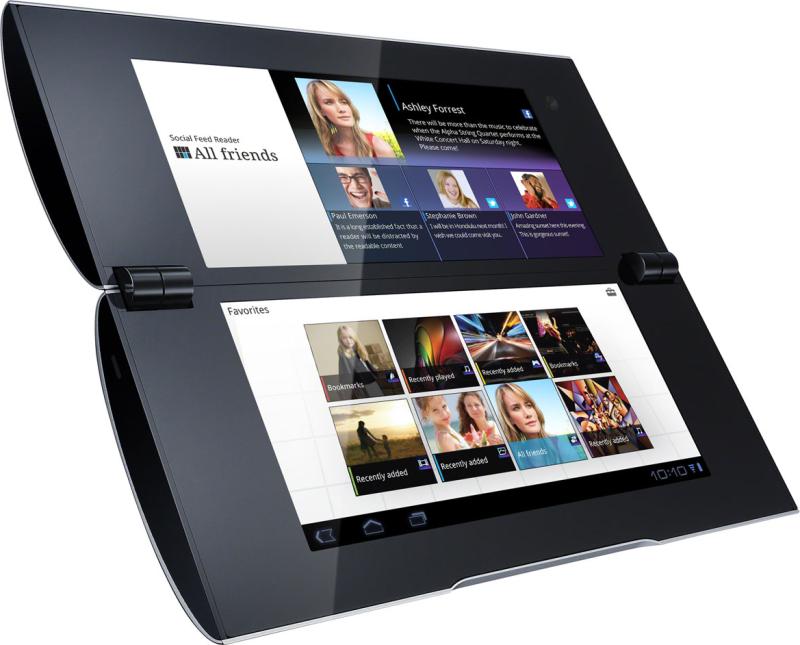 Sony Tablet Pシリーズ Wi-Fi SGPT213JP/H