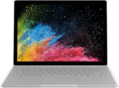 マイクロソフト Surface Book 2 HMW-00034