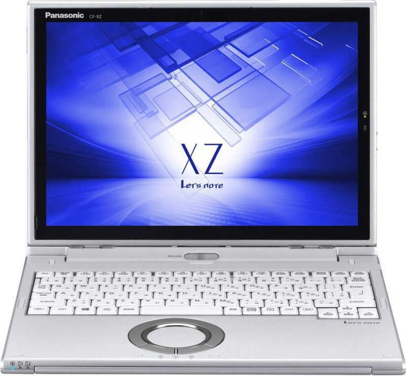 Let's note XZ6 CF-XZ62DCQR