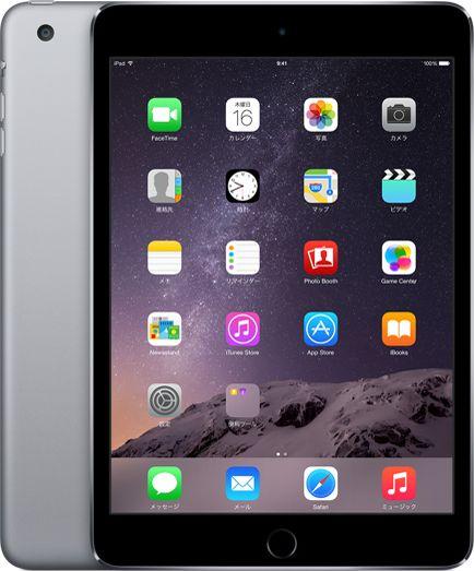 iPad mini 3 Wi-Fi