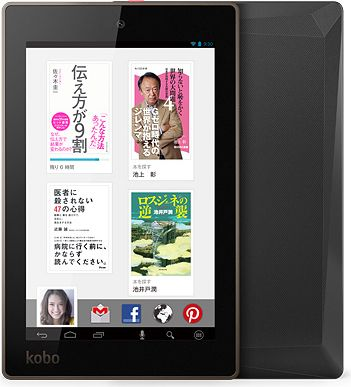 Kobo Arc 7HD T416KJBKSLC32
