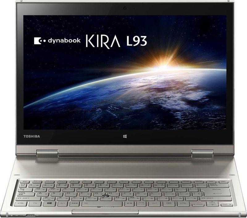 dynabook KIRA L93 L93/TG PL93TGP-NWA