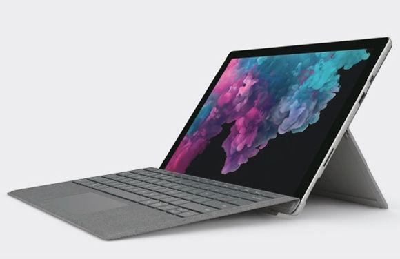 Surface Pro 6 LJM-00011