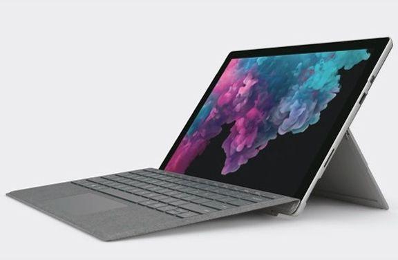 Surface Pro 6 LJK-00025