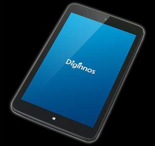 Diginnos DG-D08IW2SL Atom x5 Z8350/Intel HD Graphics 400eMMC K/08536-10a
