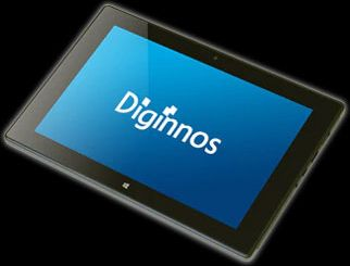 Diginnos DG-D09IW2SL Atom x5 Z8350Intel HD Graphics 400eMMC K/06182-10c