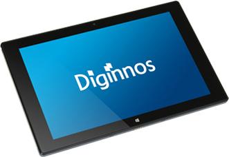 Diginnos DG-D10IW3SLi Atom x5 Z8350Intel HD Graphics 400eMMC K/07609-10a