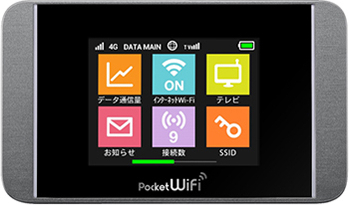 Pocket WiFi SoftBank 304HW