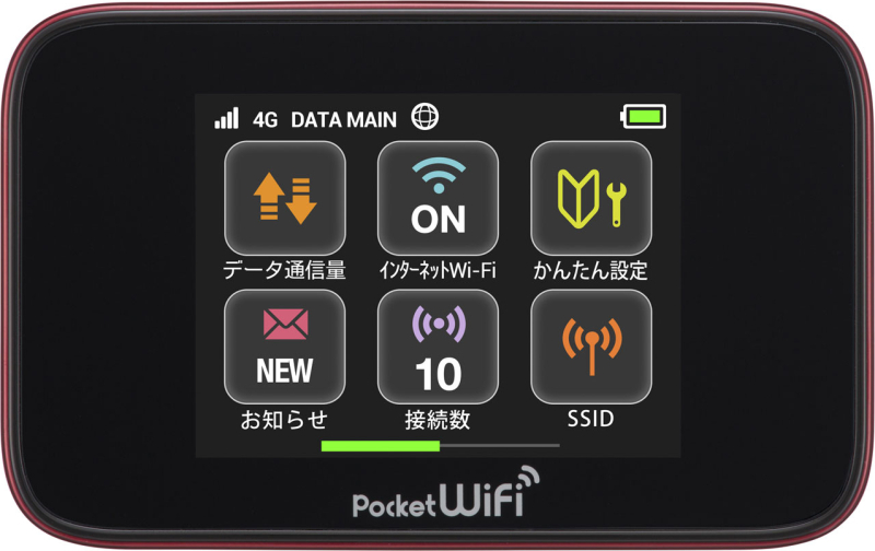 Pocket WiFi SoftBank 301HW