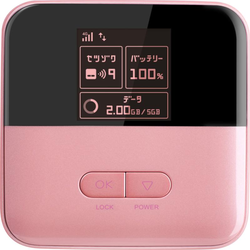 Pocket WiFi 601ZT