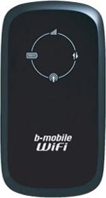 b-mobile WiFi ルータ BM-MF30