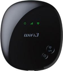 b-mobile4G WiFi3 7GB割賦パッケージ BM-AR5210IC-P
