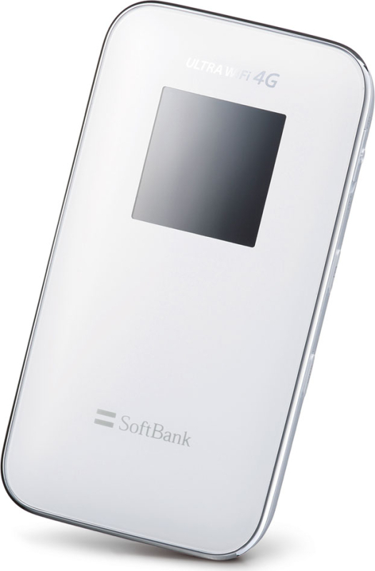ULTRA WiFi 4G SoftBank 102Z