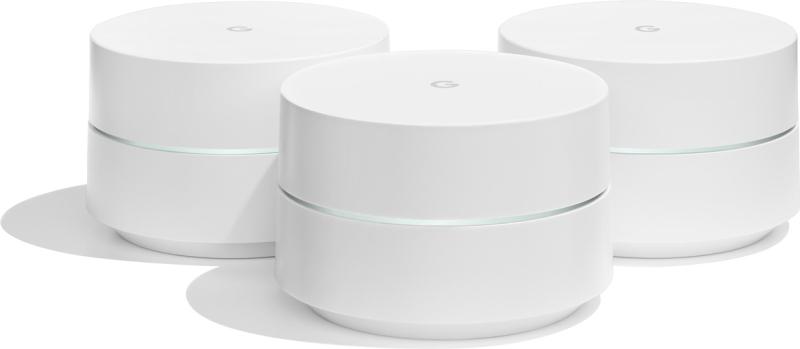 Google Wifi 3台パック