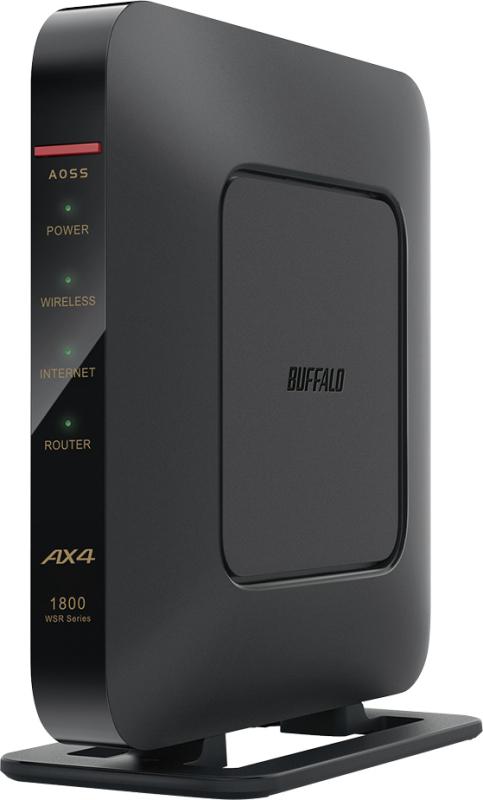 AirStation WSR-1800AX4/DBK