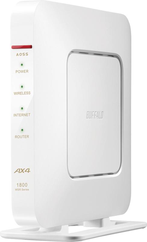 AirStation WSR-1800AX4/NWH
