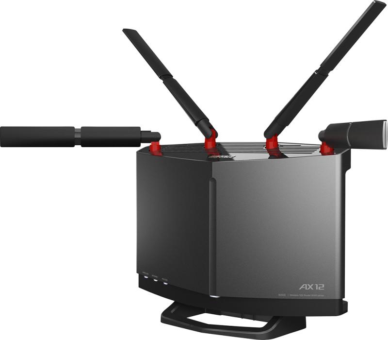 AirStation WXR-6000AX12S/N