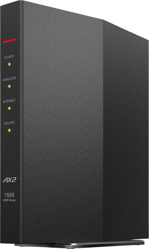 AirStation WSR-1500AX2S/DBK