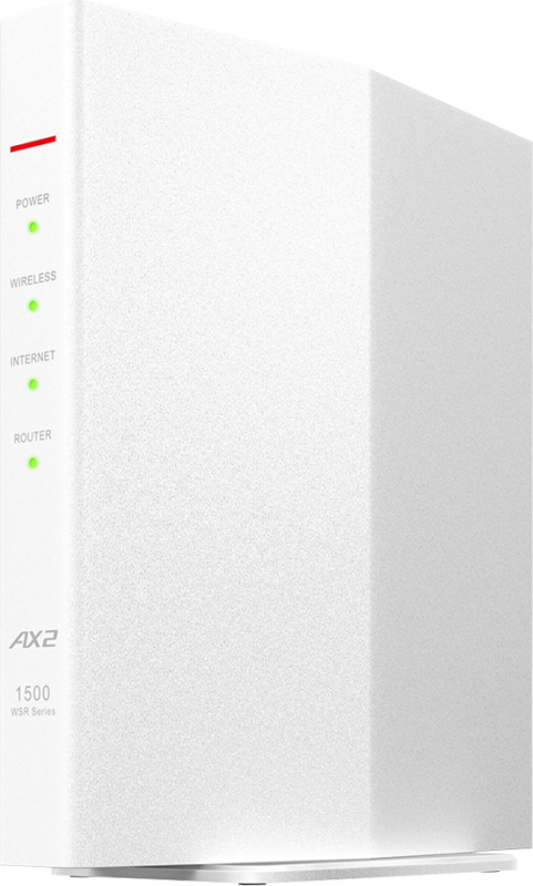 AirStation WSR-1500AX2S/DWH