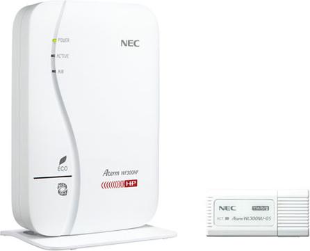 AtermWF300HP USBスティックセット PA-WF300HP/U