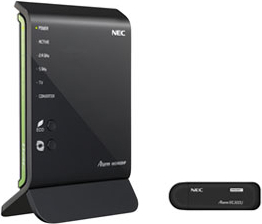 AtermWG1400HP USBスティックセット PA-WG1400HP/U
