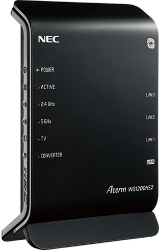 Aterm WG1200HS2 PA-WG1200HS2