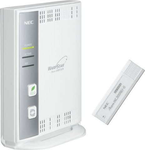 AtermWR8150N USBスティックセット PA-WR8150N/NU