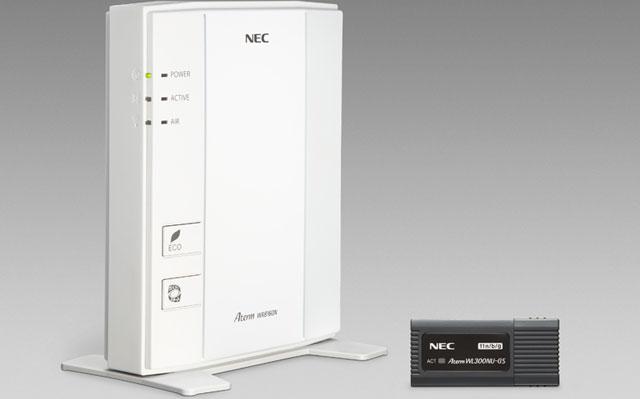 AtermWR8160N USBスティックセット PA-WR8160N-ST/U