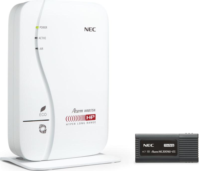 AtermWR8175N USBスティックセット PA-WR8175N-HP/U