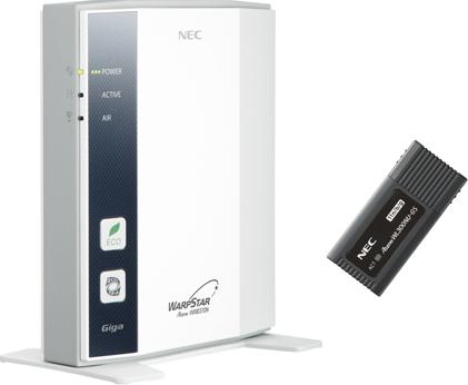 AtermWR8370N USBスティックセット PA-WR8370N-ST/U