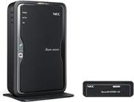 AtermWR9300N USBスティックセット PA-WR9300N-HP/U